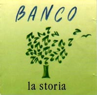 Banco Del Mutuo Soccorso - La Storia CD (album) cover