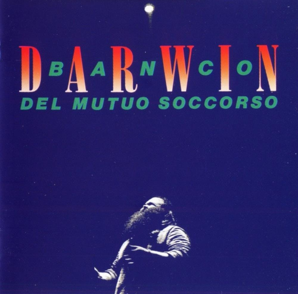 Banco Del Mutuo Soccorso - Darwin (1991 version) CD (album) cover
