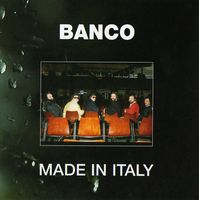 Banco Del Mutuo Soccorso Made In Italy album cover