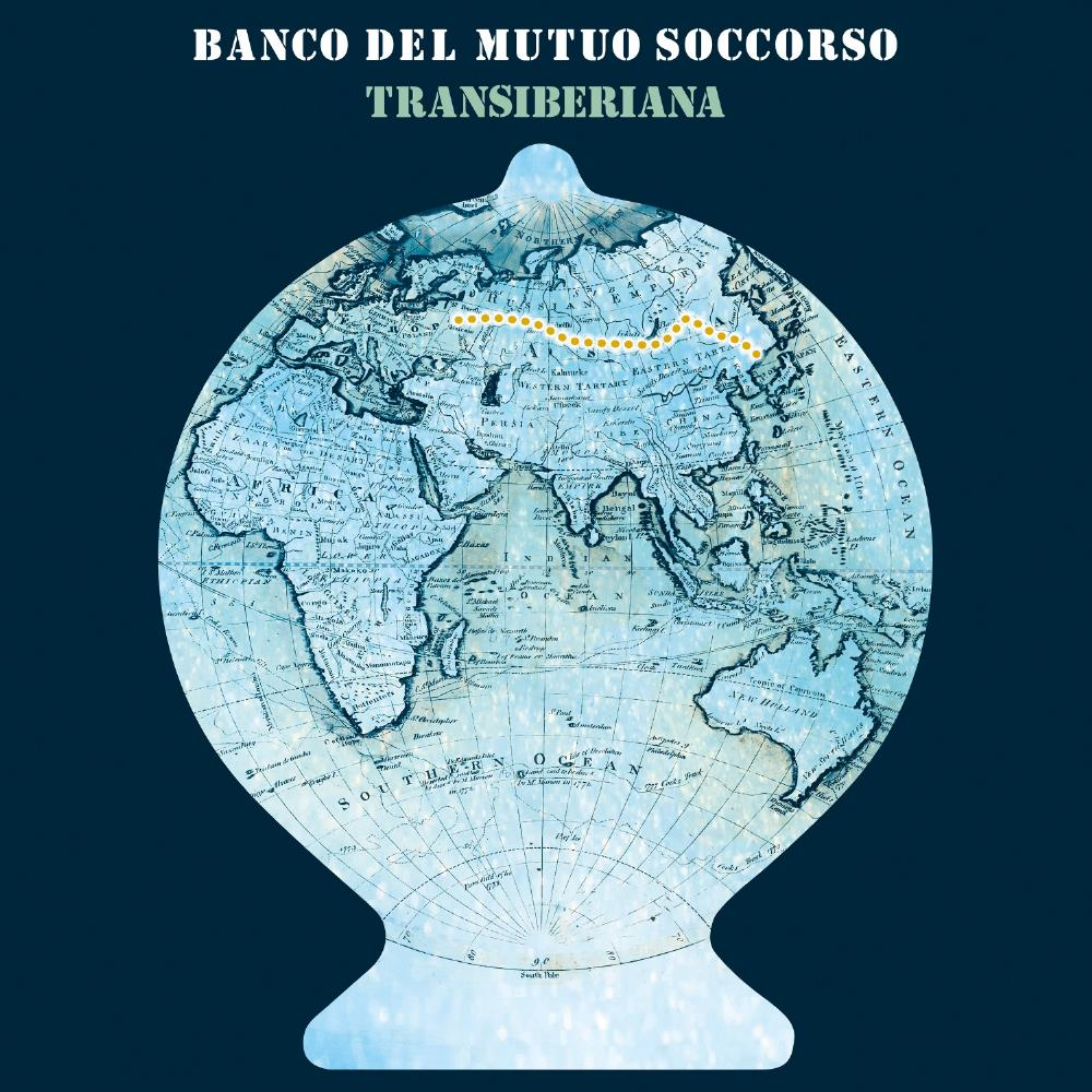 Transiberiana by BANCO DEL MUTUO SOCCORSO album cover