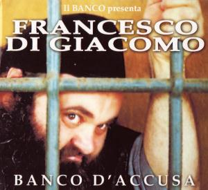 Banco Del Mutuo Soccorso - Banco d'accusa CD (album) cover