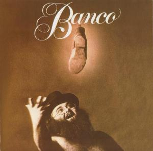 Banco Del Mutuo Soccorso - Banco (1975) CD (album) cover