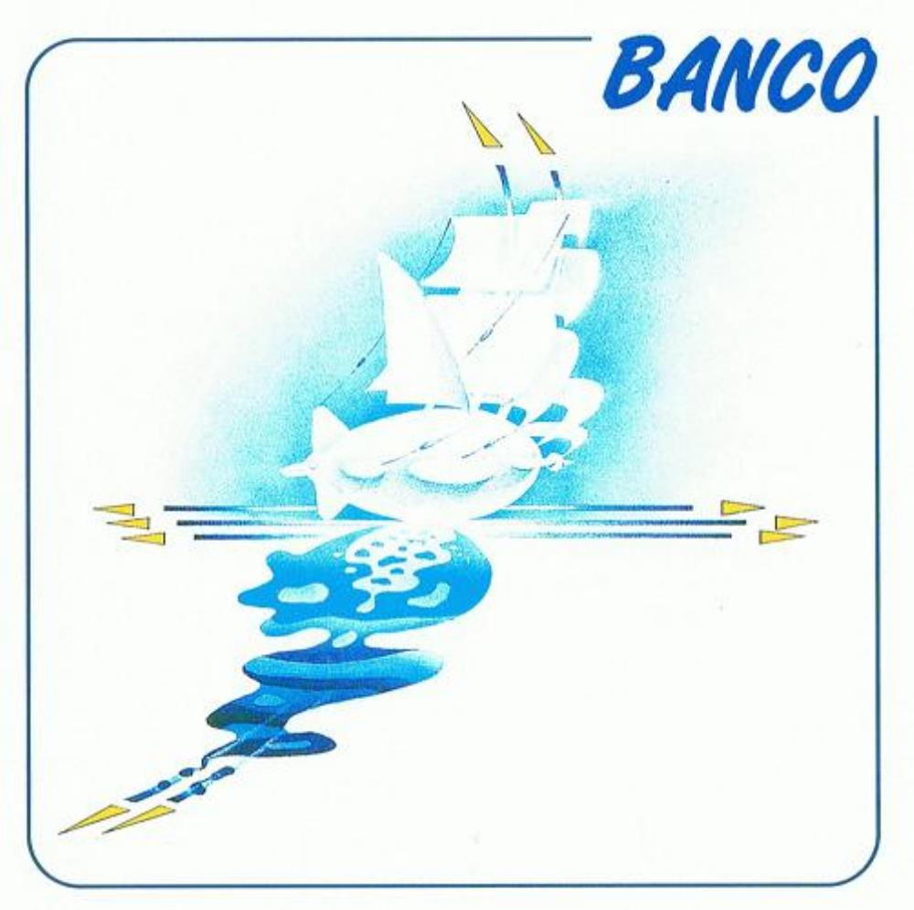 Banco (1983) by BANCO DEL MUTUO SOCCORSO album cover