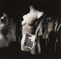 Banco Del Mutuo Soccorso Nudo (Japanese version) album cover