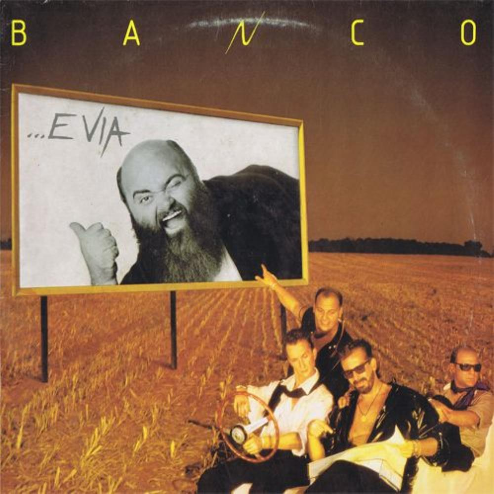 ...E Via by BANCO DEL MUTUO SOCCORSO album cover