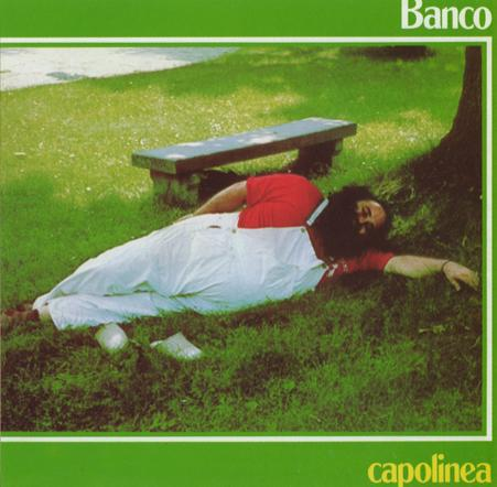 Banco Del Mutuo Soccorso - Capolinea CD (album) cover