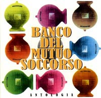 Banco Del Mutuo Soccorso - Antologia CD (album) cover