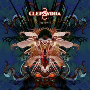 3654 Days by CLEPSYDRA album cover