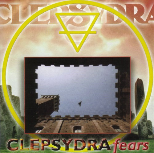 Clepsydra - Fears CD (album) cover