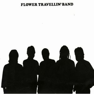 Flower Travellin' Band We Are Here album cover