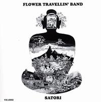 Flower Travellin' Band - Satori CD (album) cover