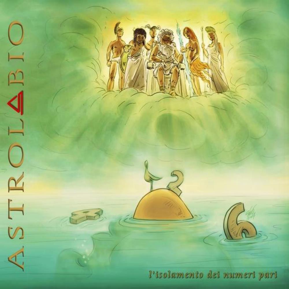L'Isolamento Dei Numeri Pari by ASTROLABIO / ELETTROSMOG album cover