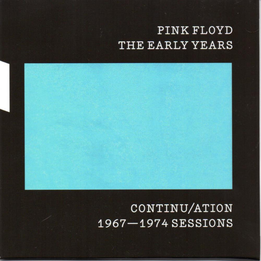 The Early Years Continu/ation 1967-1974 Sessions by PINK FLOYD album cover