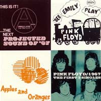 Pink Floyd - 1967: The First Three Singles CD (album) cover