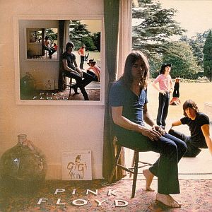 Pink Floyd - Ummagumma CD (album) cover