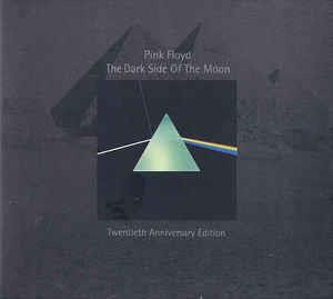 Pink Floyd The Dark Side Of The Moon (Twentieth Anniversary Edition) album cover
