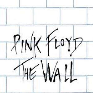 Pink Floyd The Wall Singles album cover