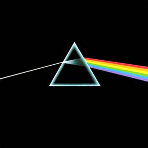 Dark Side Of The Moon by PINK FLOYD album cover