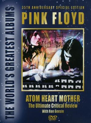 Pink Floyd - The World's Greatest Albums - Atom Heart Mother CD (album) cover
