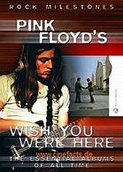 Pink Floyd Rock Milestones Pink Floyd's Wish You Were Here album cover