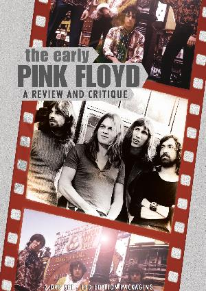 Pink Floyd - The Early Pink Floyd - A Review And Critique CD (album) cover
