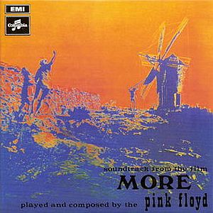 Pink Floyd - More (OST) CD (album) cover