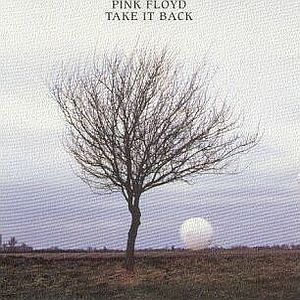 Pink Floyd - Take It Back (single) CD (album) cover