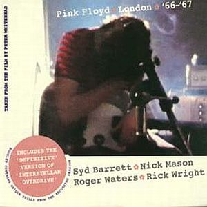 Pink Floyd Live 66-67 album cover