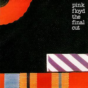 Pink Floyd - The Final Cut CD (album) cover