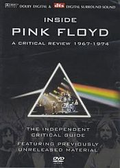 Pink Floyd - Inside Pink Floyd CD (album) cover