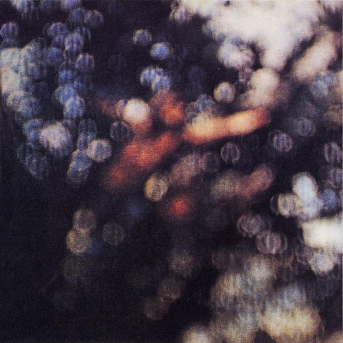 Pink Floyd Obscured By Clouds album cover