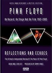 Pink Floyd Reflections And Echoes album cover