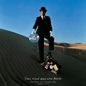 Pink Floyd Wish You Were Here - Immersion Edition album cover