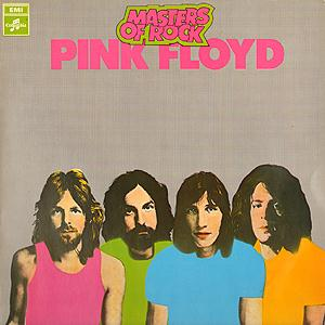 Pink Floyd - Masters Of Rock Vol. 1 CD (album) cover
