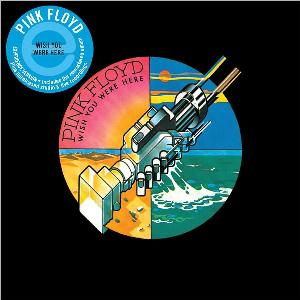 Pink Floyd - Wish You Were Here - Experience Edition CD (album) cover
