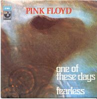 Pink Floyd - One Of These Days CD (album) cover