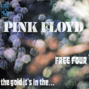 Pink Floyd Free Four album cover