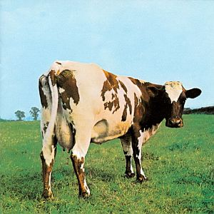 Pink Floyd Atom Heart Mother album cover