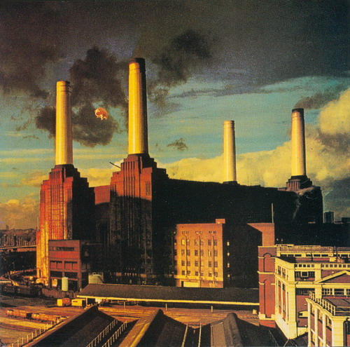 Pink Floyd - Animals CD (album) cover