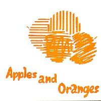 Pink Floyd Apples And Oranges album cover