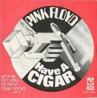 Pink Floyd Have a Cigar album cover