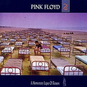 A Momentary Lapse Of Reason by PINK FLOYD album cover