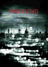 Pink Floyd - London - Live 66-67 CD (album) cover