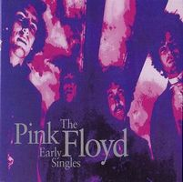 Pink Floyd - The Early Singles CD (album) cover