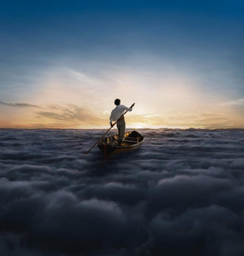 Pink Floyd The Endless River album cover