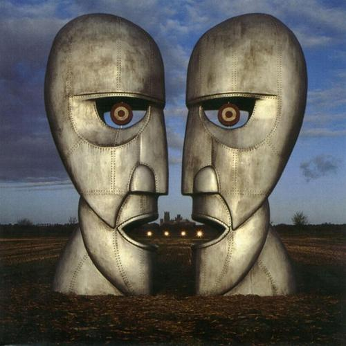The Division Bell by PINK FLOYD album cover