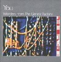 You - Wonders From The Genetic Factory CD (album) cover