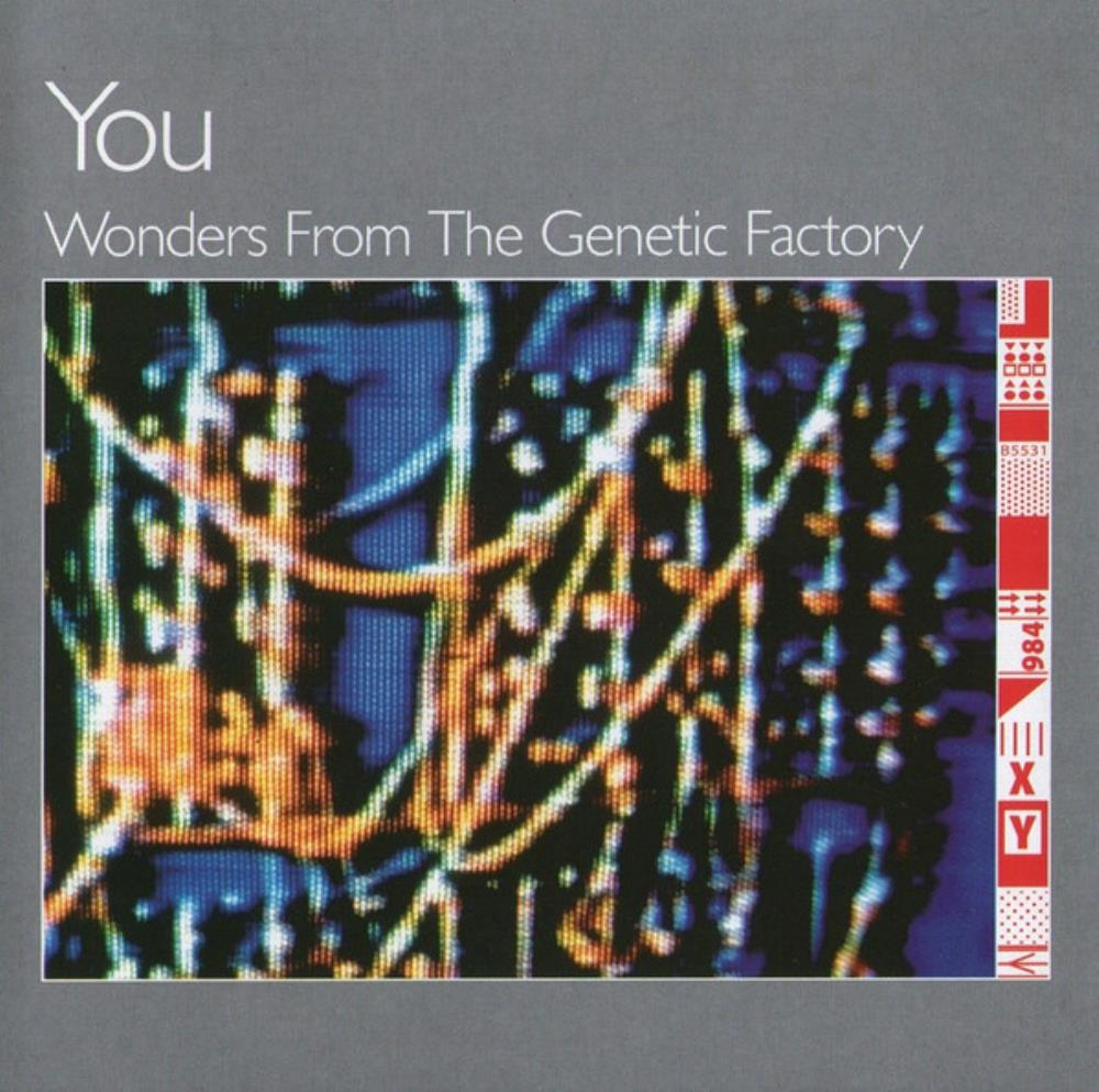 Wonders from the Genetic Factory by YOU album cover