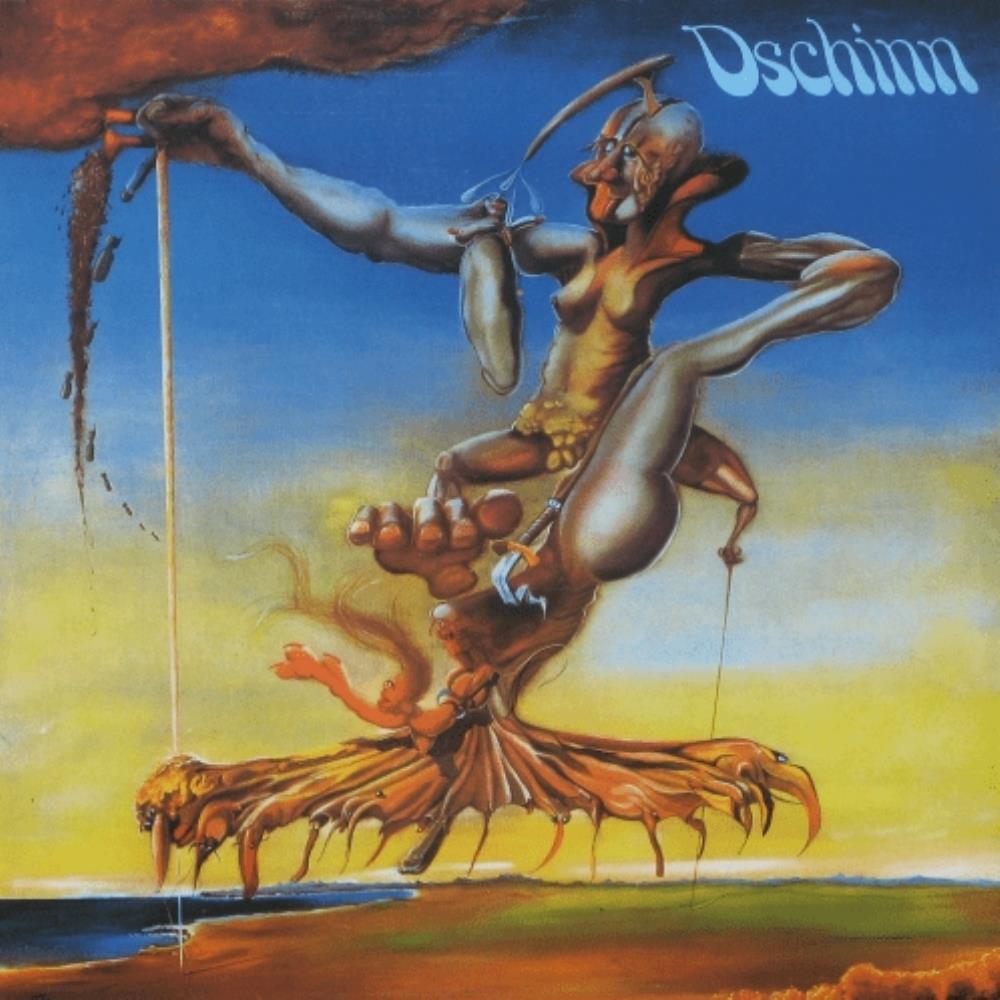 Dschinn by DSCHINN album cover