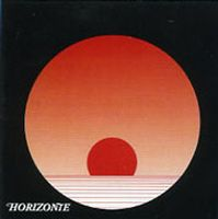 Horizonte by HORIZONTE album cover
